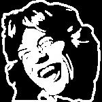 Head Mick Jagger