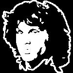 Head Jim Morrison