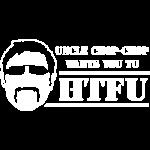 Chopper Harden the fuck up HTFU
